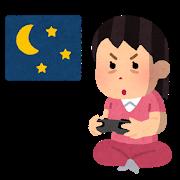 ゲーム依存症の診断基準