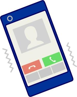 逃げた時に子どもから何度も電話がかかってきて、「タダじゃ済まないぞ」と脅されることがあります。